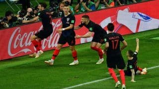 FIFA World Cup 2018: Croatia Defeats England 2-1 in Semifinals;They Face France in Finals - Match Report