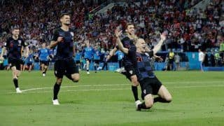 FIFA World Cup, Russia vs Croatia Match Report, Croatia Defeats Russia 4-3 on Penalties