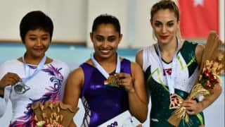 Gymnast Dipa Karmakar Likely to be Tripura's Brand Ambassador