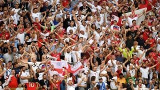 England's 28 Year Wait to Qualify For World Cup Semifinals Ensues in Wild Celebrations; Roads Blocked, Chaos Ensues