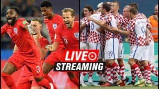 Croatia vs England UEFA Nations League 2018, Preview, Live Streaming, When And Where to Watch in India Online