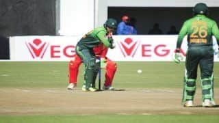 Zimbabwe vs Pakistan, 4th ODI: Fakhar Zaman's Record-Breaking Double Hundred Helps Pakistan Thrash Zimbabwe