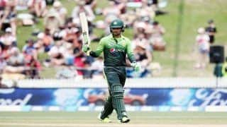 Fakhar Zaman Joins League of Extraordinary Gentlemen, Becomes First Pakistan Batsman to Score 200 in One Day Internationals