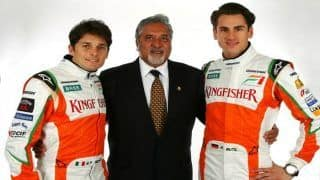 Team Force India Goes Into Administration