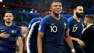 Teen Sensation Kylian Mbappe Not Given 'Special Status' in France team, Says Coach Didier Deschamps