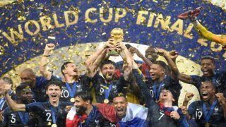 FIFA World Cup 2018 Final, France vs Croatia: France Outclass Croatia 4-2 to Win Second World Cup Title