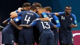 France Football Team Coach Didier Deschamps Announces Squad For Upcoming International Matches