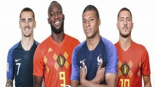 FIFA World Cup 2018: France vs Belgium Semifinal Preview
