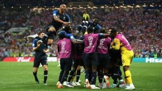 FIFA World Cup Final 2018, France vs Croatia Highlights: France Defeat Croatia 4-2 to Become 2-Time World Champions