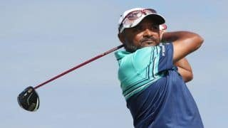 Golfer Rahil Gangjee Spearheads Indian Challenge at Louis Philippe Cup