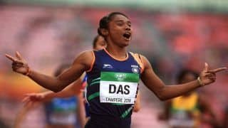 Sprinter Hima Das Creates History, Becomes First Woman to Bag Gold in 400m in World Junior Athletics Championships