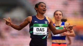 EXCLUSIVE | Sachin Tendulkar And Lionel Messi Are my Idols, Says IAAF World Junior Athletics Champion Hima Das