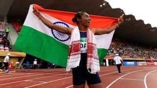 Hima Das Feels It's Been Like a Dream After Winning 400m Gold at IAAF World U-20 Athletics Championships