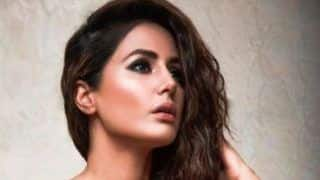 Bigg Boss 11 Finalist Hina Khan Strikes The Sexiest Pose in Her Latest Instagram Post - View Picture