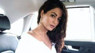 Bigg Boss 11 Finalist Hina Khan Looks Her Hottest Best in Latest Instagram Post-View Picture