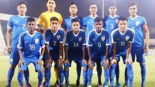 Football: India U-16 Lose 1-3 to Thailand Hua Shan Cup CFA International Youth Football Tournament