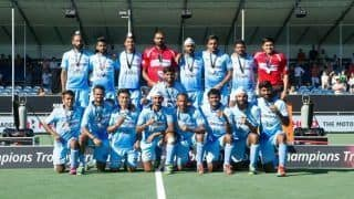 Indian Men's Hockey 'A' Team Beat Bangladesh 5-1 in Last Practice Match