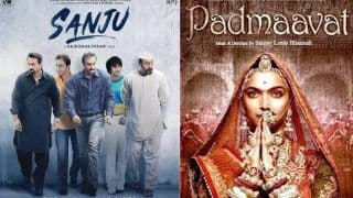 Padmaavat And Sanju Lead The Nominations at The Indian Film Festival of Melbourne Awards 2018