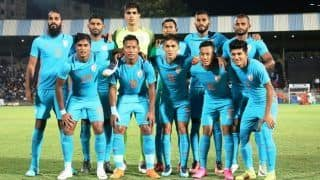 India to Play China in Football Friendly For The First Time in 21 Years