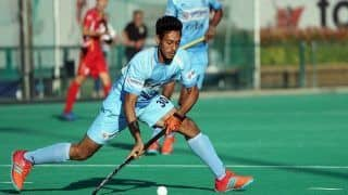 Indian Junior Hockey Team Play Out 1-1 Draw With Belgium