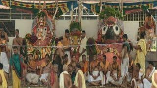 Jagannath Rath Yatra Starts Today; PM Modi Greets People, BJP Chief Amit Shah to Attend 'Aarti' in Ahmedabad