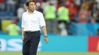Japan to Part Ways With Coach Akira Nishino After FIFA World Cup 2018