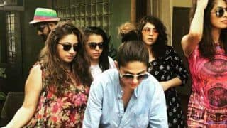Bepannaah Actress Jennifer Winget is All Geared up For a Relaxing Vacation With Her Girl Gang- View Picture