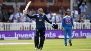 India vs England 2nd ODI: Liam Plunkett, Joe Root Shine as England Thrash India to Level Series at Lord's