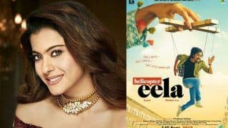 Helicopter Eela First Poster Out: Kajol Looks Like a Controlling Mother, Takes Charge of Her Son Riddhi Sen