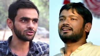 Sedition Row: JNU Inquiry Committee Upholds Umar Khalid's Rustication, Kanhaiya Kumar's Fine of Rs 10,000