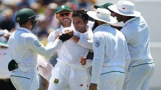Sri Lanka vs South Africa, 2nd Test: Spinner Keshav Maharaj Career-Best Figures of 8/116 Help Visitors Restrict Sri Lanka on Day 1