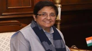 Kiran Bedi Congratulates 'Puducherrians' For France's Victory in FIFA World Cup, Draws Flak
