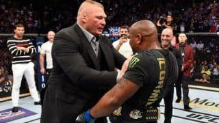 WWE Superstar Roman Reigns Sends Brock Lesnar's Rival Daniel Cormier Shocking Text After UFC 226