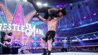 WWE: Roman Reigns Will Take on Brock Lesnar in WWE SummerSlam for Universal Title