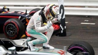 FI: Lewis Hamilton Wins Hungarian GP, Builds Championship Lead Over Title Rival Sebastian Vettel