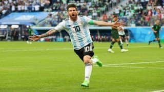 Lionel Messi Expresses Long-Time Desire, Says Want to Win Something With Argentina Before Retirement