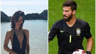 'Excited to Announce I will be Joining Liverpool as a Goalkeeper' Jokes American Comedian Alison Becker