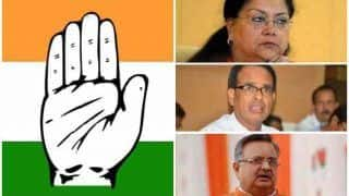 3 राज्यों के विधानसभा चुनाव में 'विकास की खोज' करेगी कांग्रेस