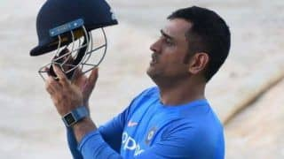 Watch | Former Australia Captain George Bailey Reveals How MS Dhoni Used Hookah to Break Barriers With Youngsters