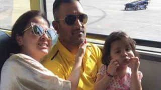 IPL 2020: I Miss my Husband MS Dhoni, Not Missing Watching Games at Stadiums, Says Wife Sakshi Ahead of CSK vs SRH