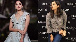 Miss Universe Manushi Chillar is Upping The Ante in Western Attire- View Pictures