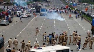Maratha Stir Turns Violent, 40 Buses Set on Fire on Pune-Nashik Highway