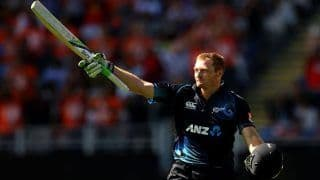 New Zealand Opener Martin Guptill Hammers 35-ball Hundred for Worcestershire in England's Vitality T20 Blast | WATCH