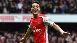 Mesut Ozil Will Wear Arsenal Number 10 after Jack Wilshere Departure, Arsenal Confirms