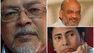 भाजपा छोड़ने के बाद तृणमूल कांग्रेस में जा सकते हैं चंदन मित्रा
