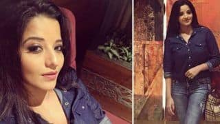 Bhojpuri Bombshell Monalisa Looks Uber Sensuous in All Denim Outfit - View Picture