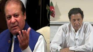 नवाज शरीफ ने इमरान खान की जीत पर उठाए सवाल, बताया चोरी का जनादेश, दागदार और संदिग्ध