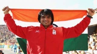 Virender Sehwag Congratulates Javelin Thrower Neeraj Chopra With Quirky Tweet For Gold in Savo Games
