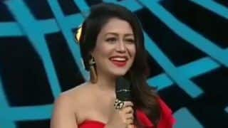 Neha Kakkar Looks Unrecognisable in This Viral Video Where She Recalls Her 10 Years of Musical Journey on Indian Idol Stage