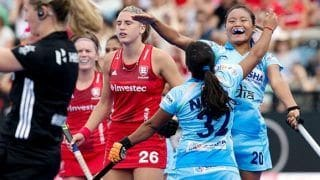 Highlights, Women's Hockey World Cup 2018, India vs England: India Play 1-1 Draw Against England in Tournament Opener